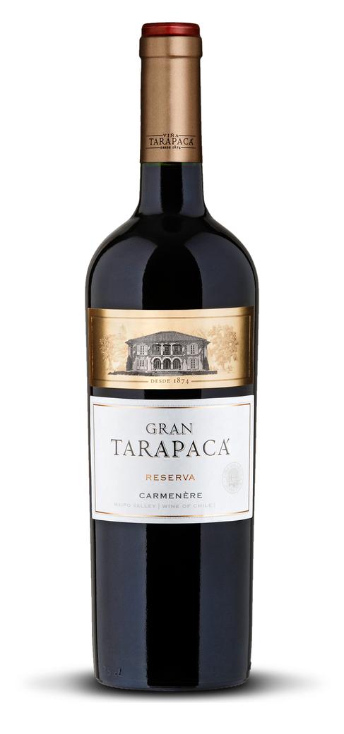 Vino Gran Tarapacá Reserva Carmenere 750cc