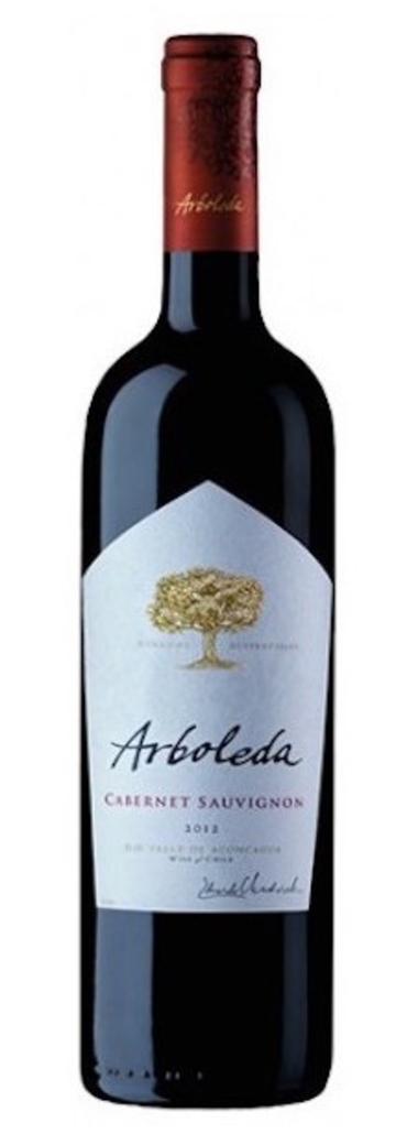 Vino Arboleda Cabernet Sauvignon 750cc