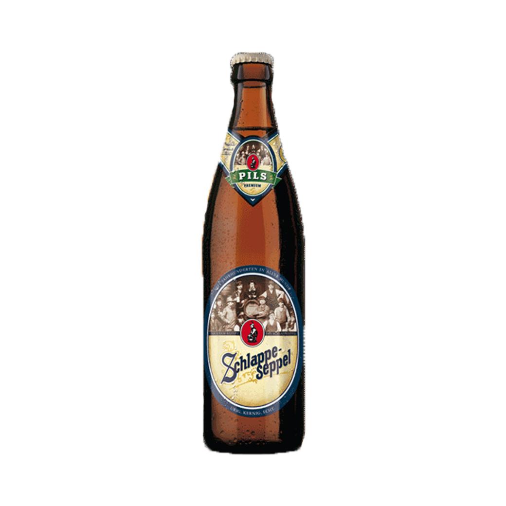 Cerveza Schlappeseppel Pils 500cc