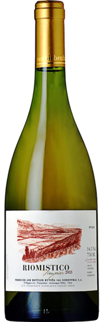 Vino Von Siebenthal Vignier Rio Mistico 750cc