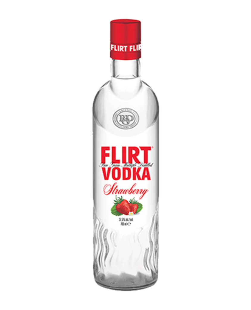 Vodka Flirt Strawberry 700cc