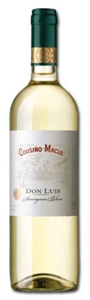 Vino Cousiño Don Luis Sauvignon Blanc 750cc