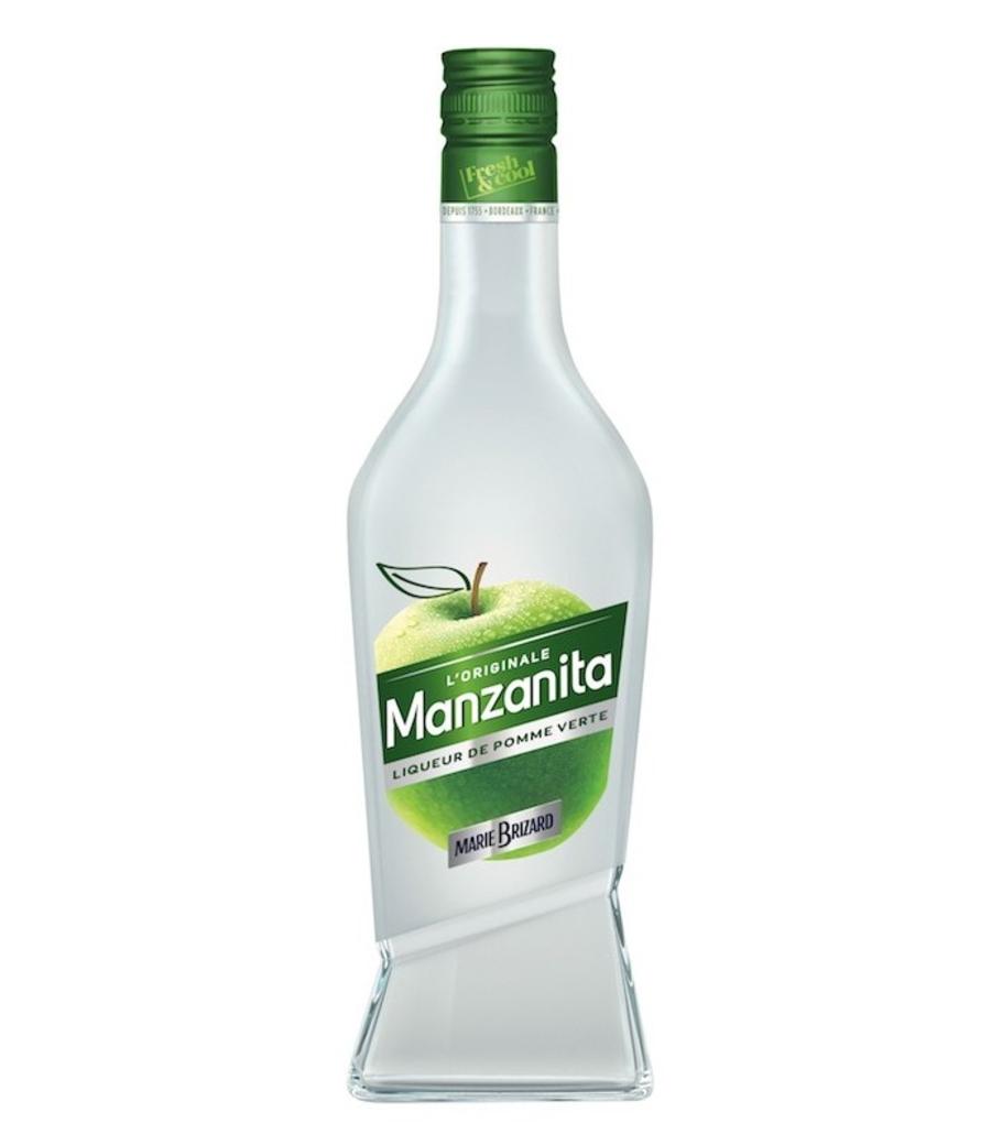 Licor Marie Brizard Manzanita 700cc