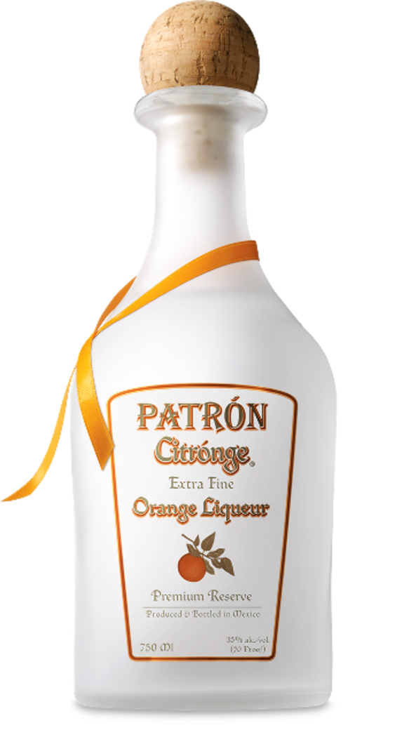 Tequila Patron Citronge Orange 750cc