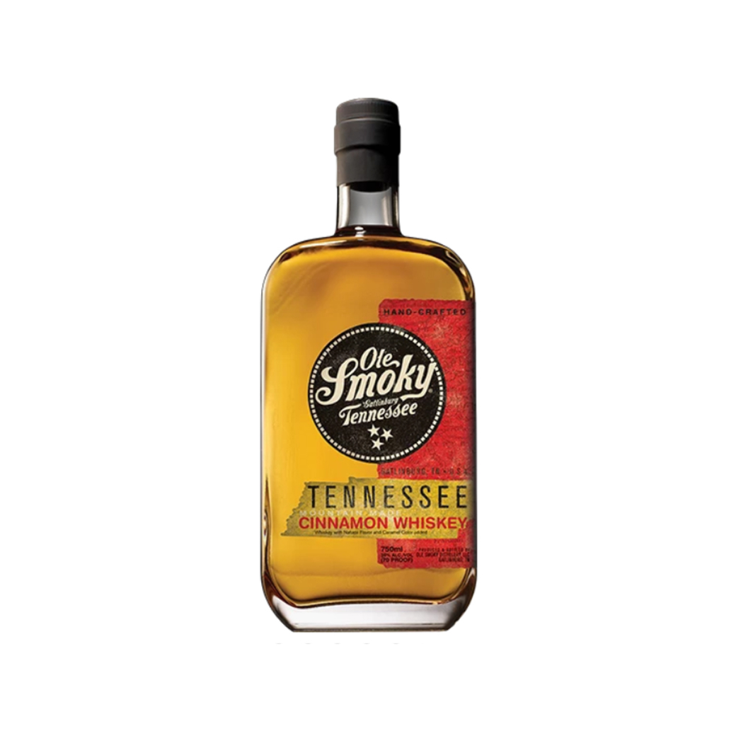 Ole Smoky Cinnamon Whiskey 750cc