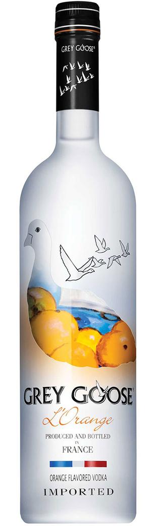 Vodka Grey Goose L Orange 750cc