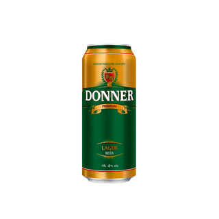 Cerveza Donner 500cc