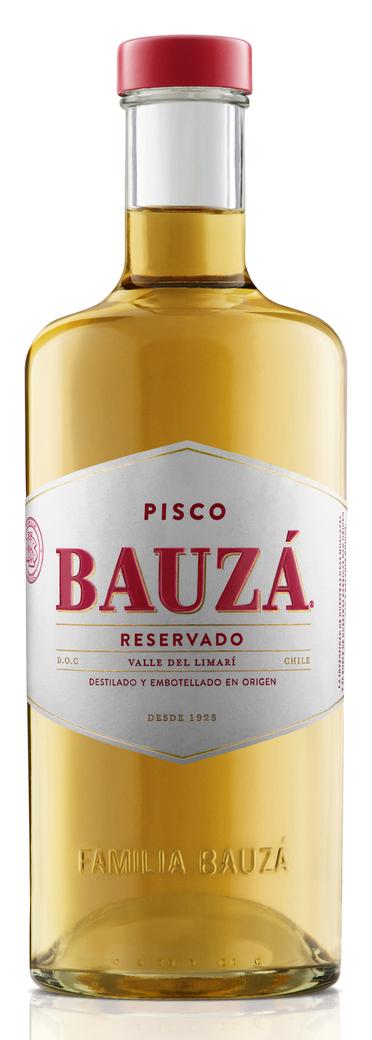 Pisco Bauzá Reservado 40° 750cc