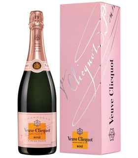 Champagne Veuve Clicquot Rose 750cc