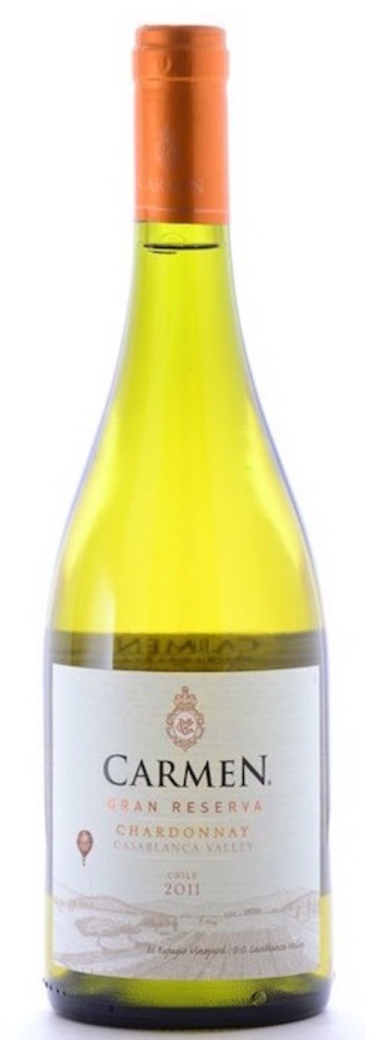 Vino Carmen Gran Reserva Chardonnay 750cc