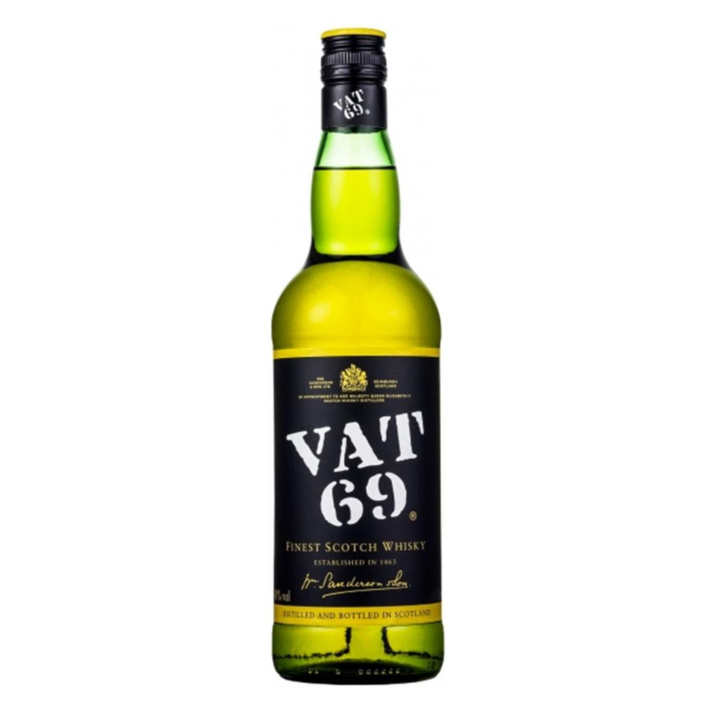 Scotch Whisky Vat 69 750cc