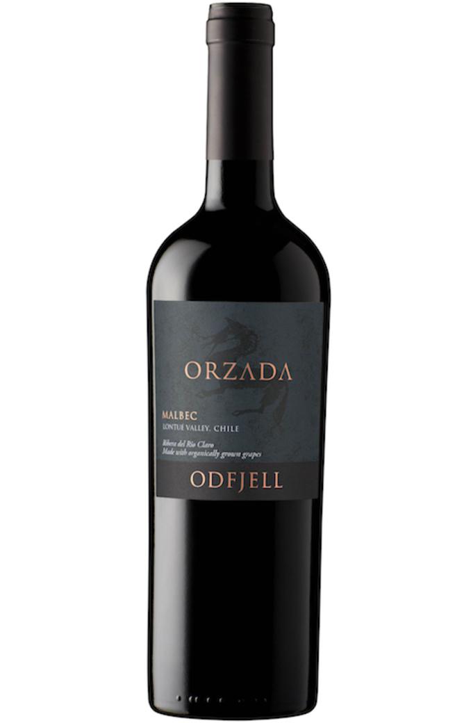 Vino Odfjell Orzada Malbec 750cc