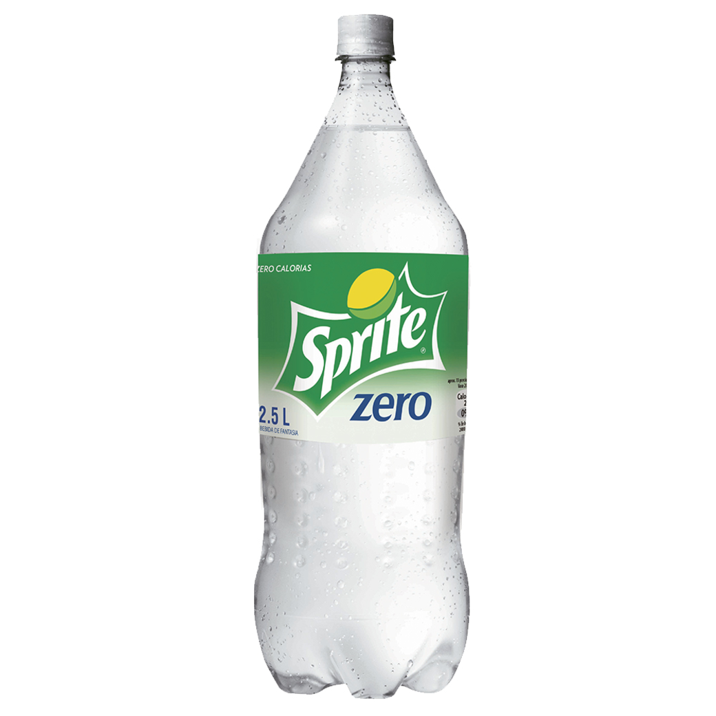 Sprite Zero 2,5 Lts