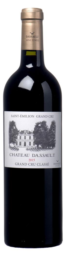 Vino Chateau Dassault Merlot 750cc