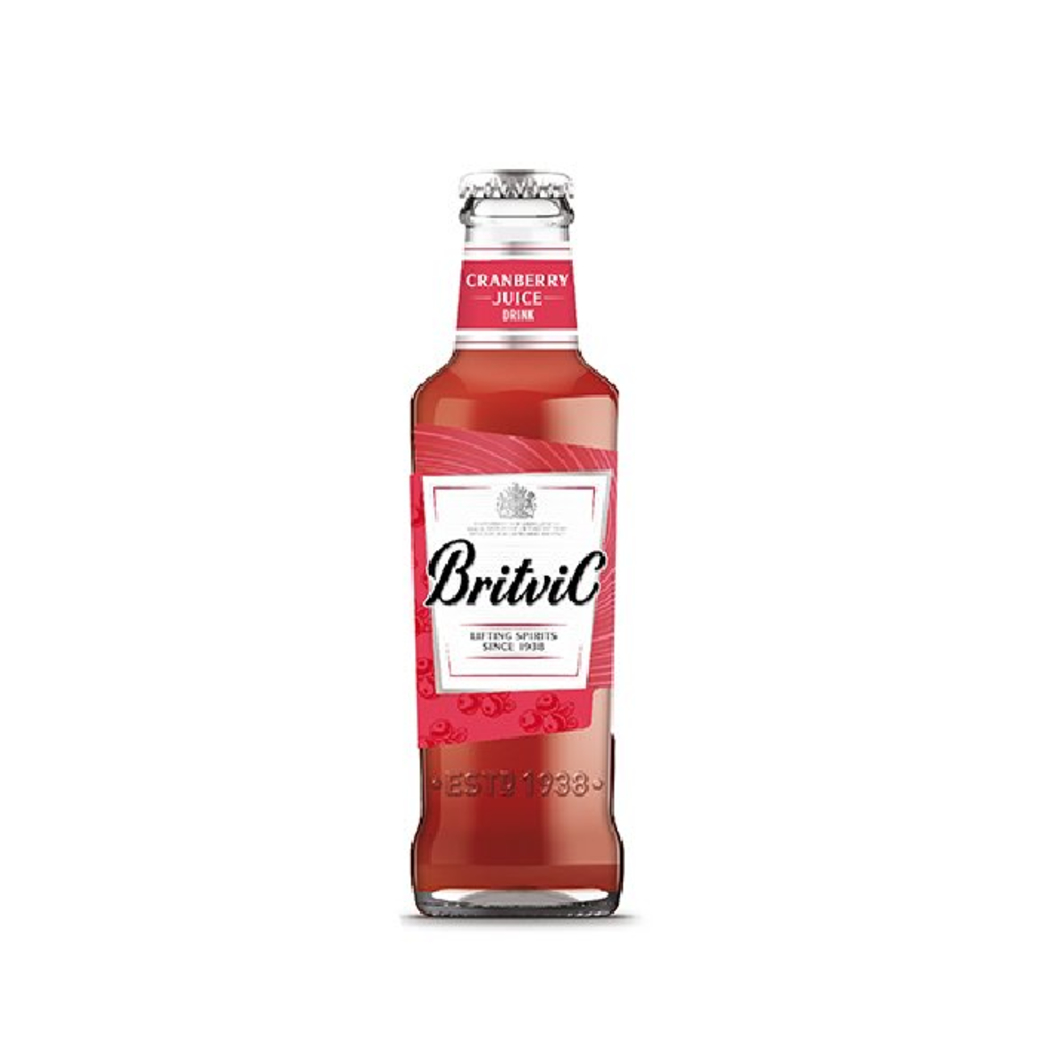 Britvic Cranberry Juice 200cc
