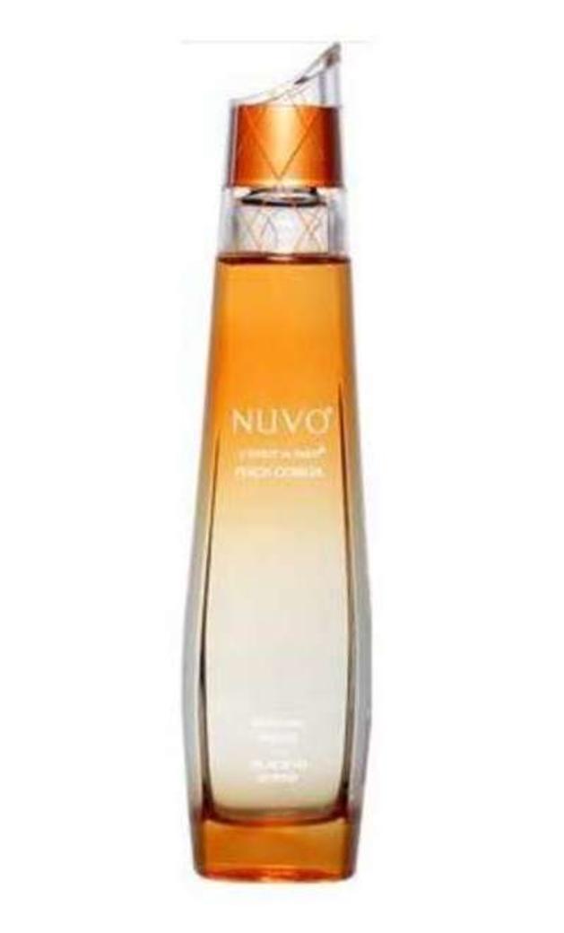 Nuvo Sparkling Liqueur Peach Cobbler 15º 750cc