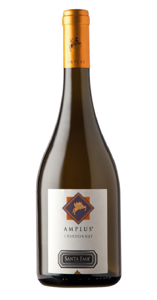 Vino Santa Ema Amplus Chardonnay 750cc