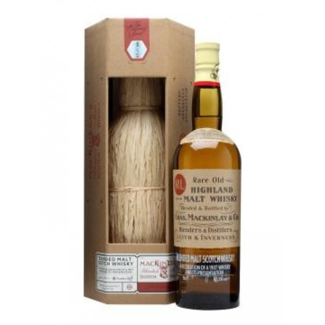 Whisky Whyte and Mackay Shackleton 700cc