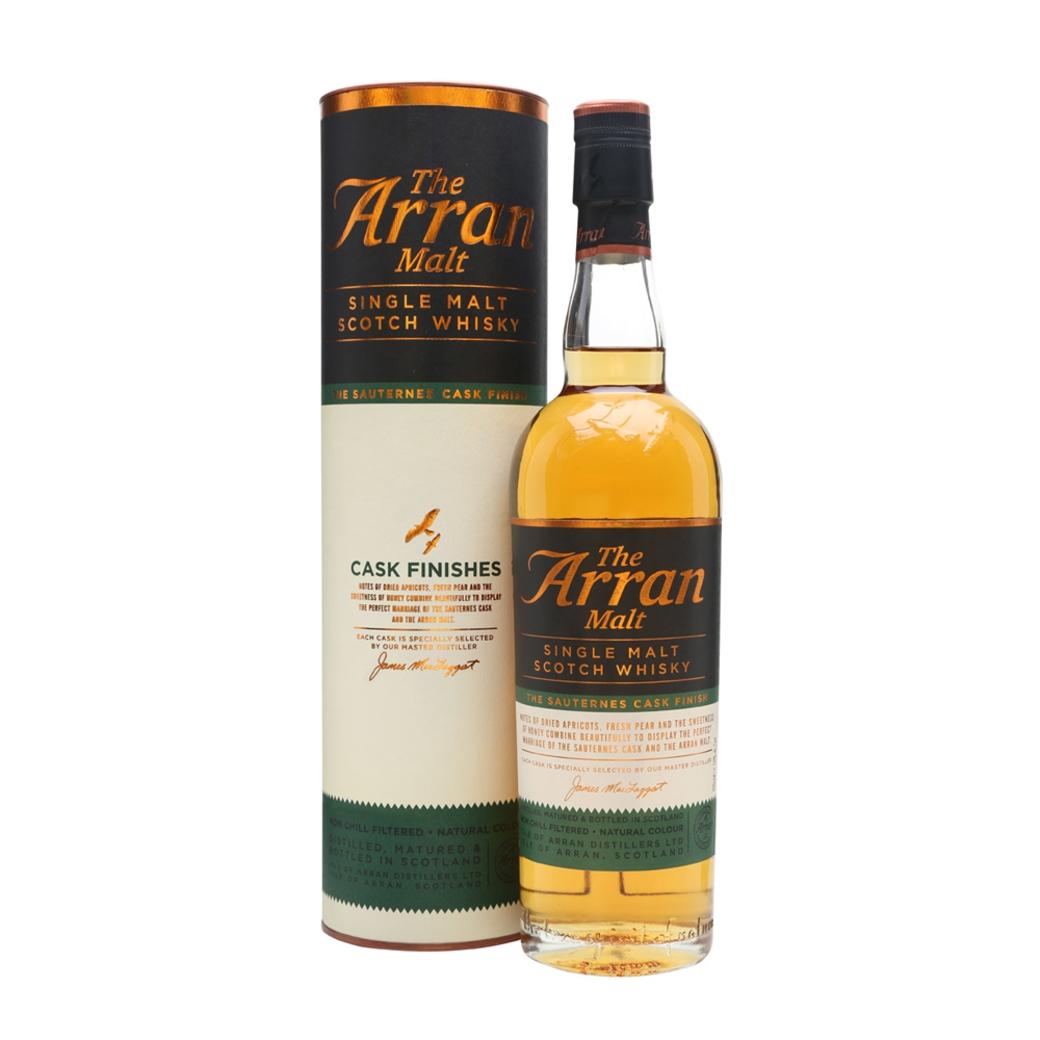 Whisky Arran Cask Finishes Sauternes 50° 700cc