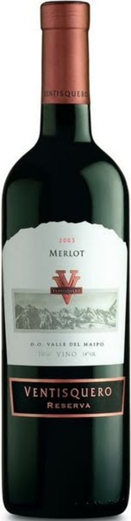 Vino Ventisquero Reserva Merlot 750cc