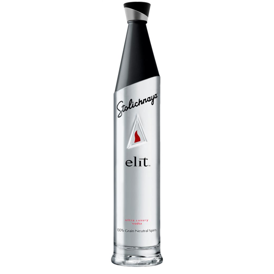 Vodka Stolichnaya Elite 750cc