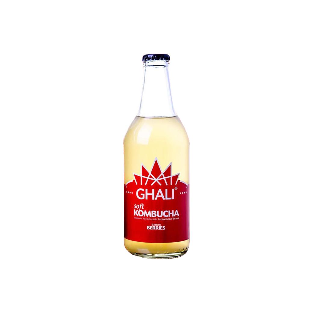 Ghali Kombucha Berries 330cc