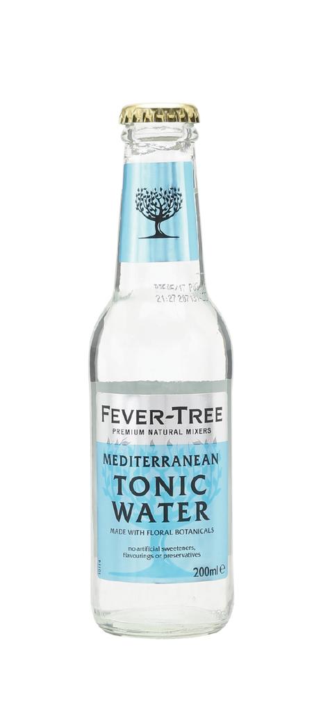 Agua Tónica Fever Tree Mediterranean 200cc