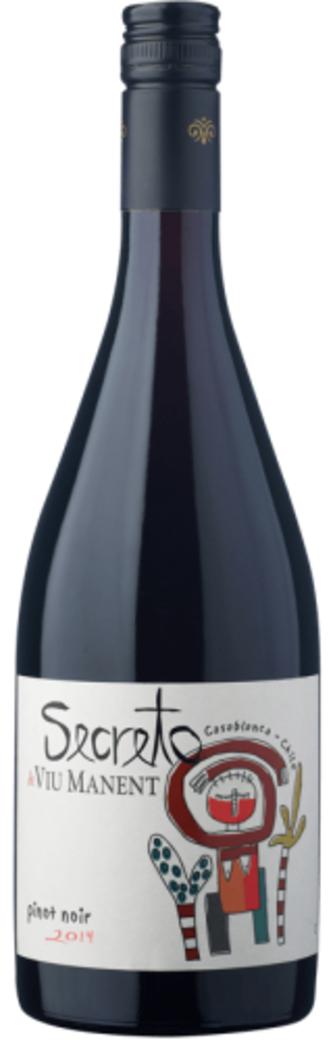 Vino Viu Manent Gran Reserva Secreto Pinot Noir 750cc