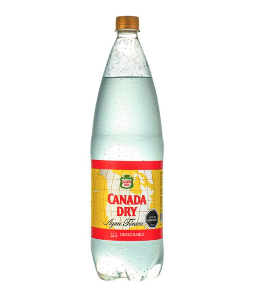 Canada Dry Agua Tonica 1.5 lts