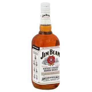 Whiskey Jim Beam White 750cc