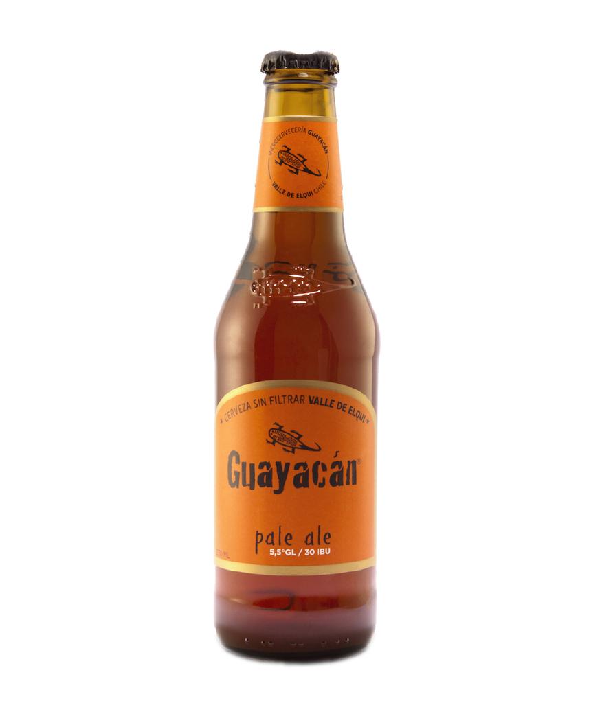 Cerveza Guayacán Pale Ale 330cc