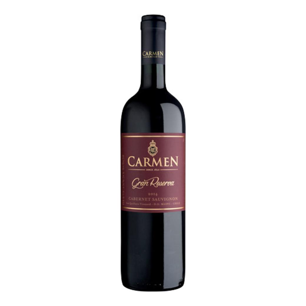 Vino Carmen Gran Reserva Cabernet Sauvignon 750cc