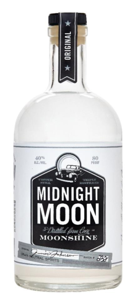 Whiskey Midnight Moon Original 750cc 40º alc.