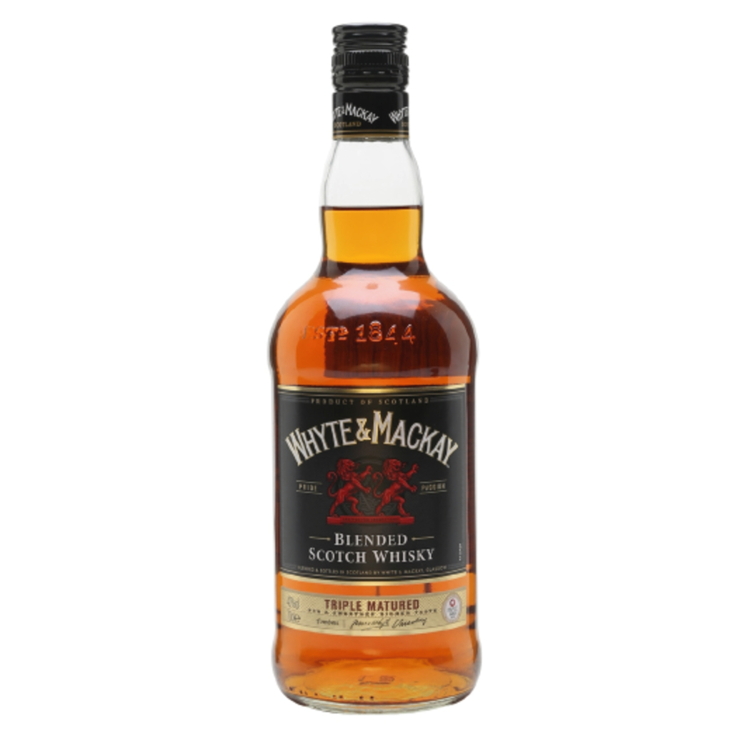 Whisky Whyte and Mackay Triple Matured 700cc