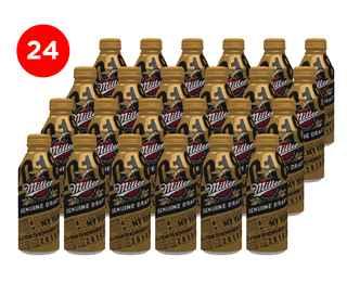 24x Cerveza Miller Aluminium Print 473cc