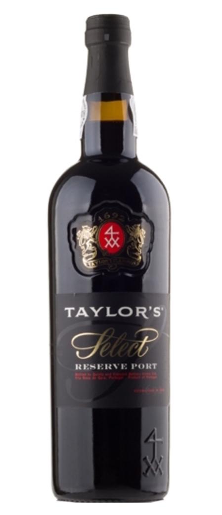 Vino Oporto Taylors Select Reserva 750cc
