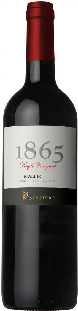 Vino 1865 Single Vineyard Malbec 750cc