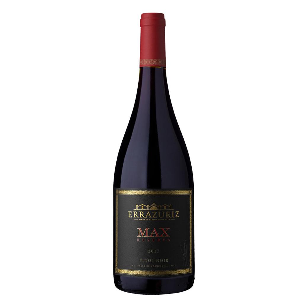 Vino Errazuriz Max Reserva Pinot Noir 750cc