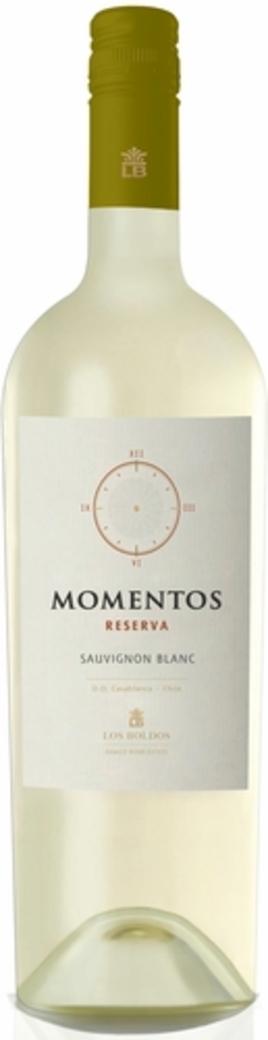 Vino Los Boldos Momentos Reserva Sauvignon Blanc 750cc
