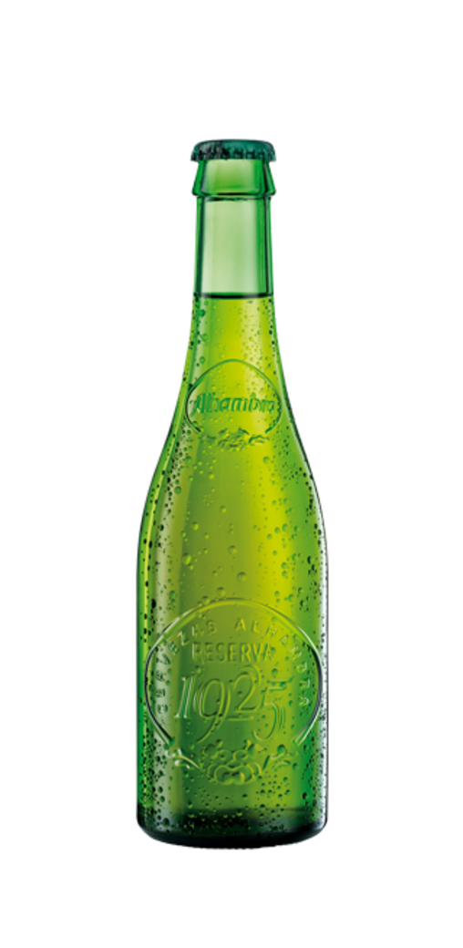 Cerveza Alhambra Reserva 1925 de 330cc