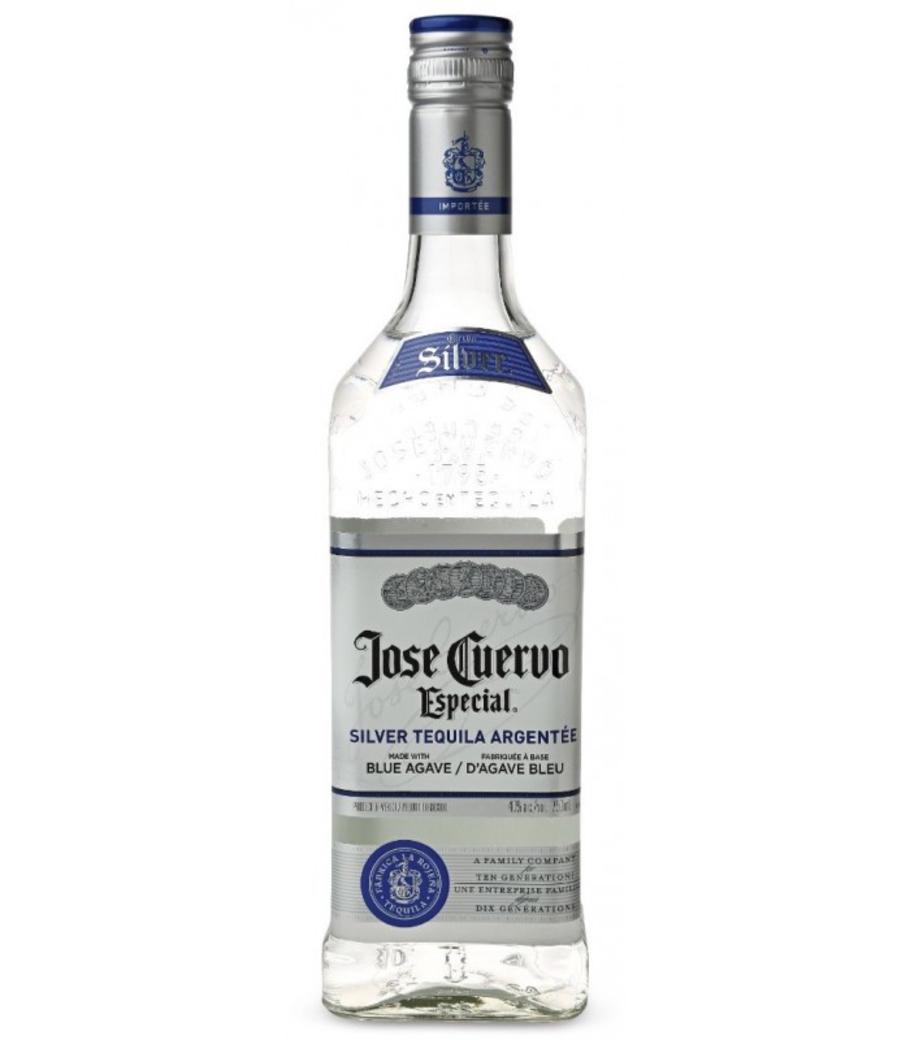 Tequila Jose Cuervo Especial Silver 750cc