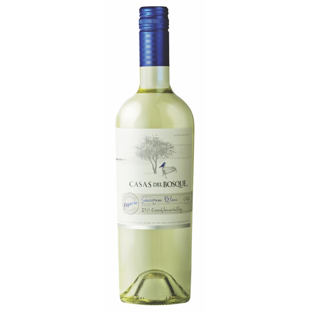Vino Casas del Bosque Reserva Sauvignon Blanc 750cc