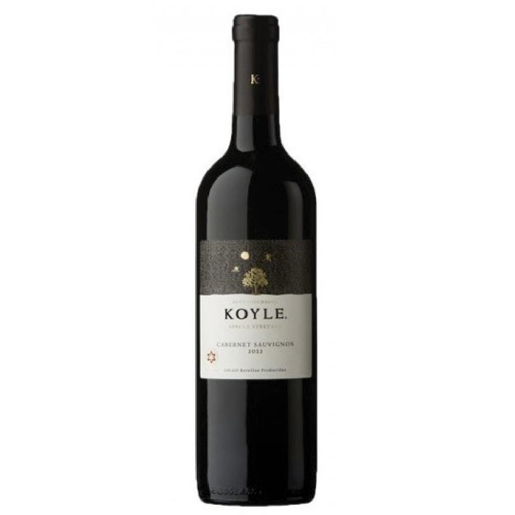 Vino Koyle Reserva Cabernet Sauvignon 750cc