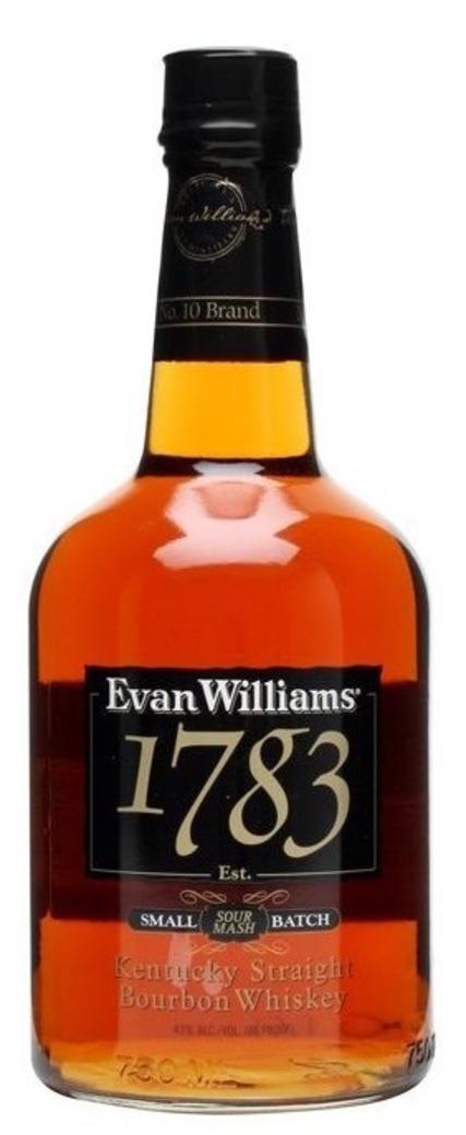 Bourbon Evan Williams 1783 750cc