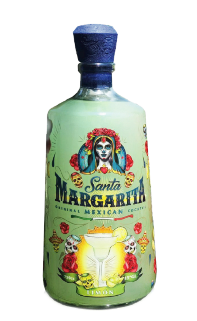 Cocktail Santa Margarita Limón 750cc