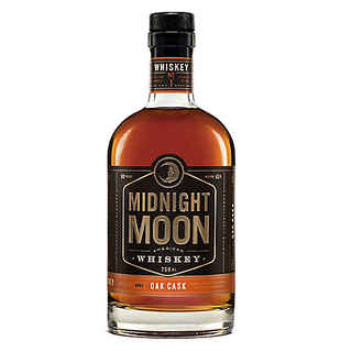 Whiskey Midnight Moon American Oak 750cc 45º alc.