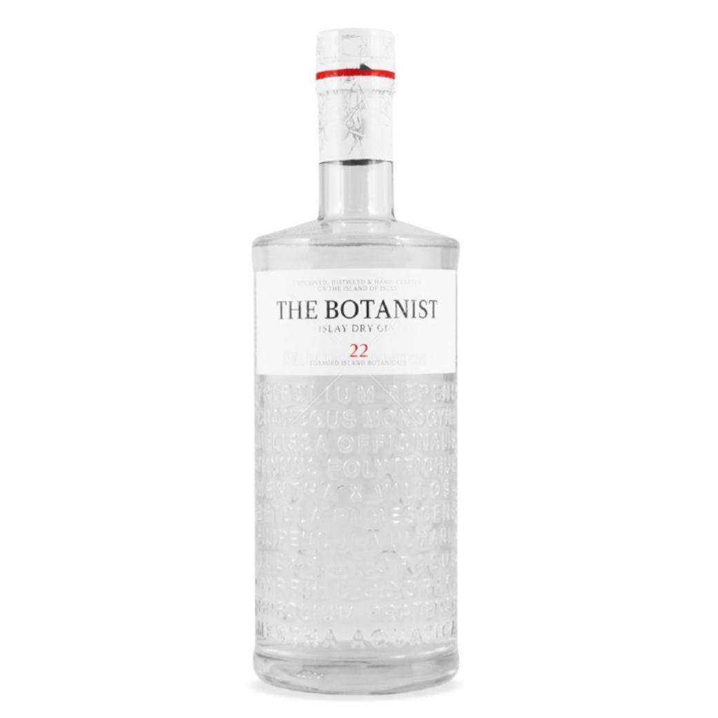 Gin The Botanist (31 BOTANICOS - 22 ENDEMICOS DE ISLAY) 700cc 46º alc.