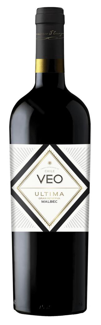 Vino VEO Ultima Gran Reserva Malbec 750cc