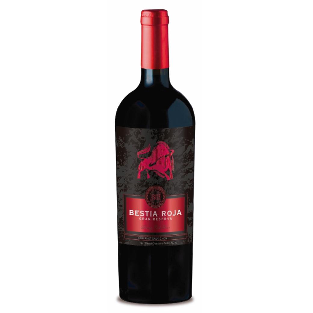 Vino Bestia Roja Gran Reserva Cabernet Sauvignon 750cc