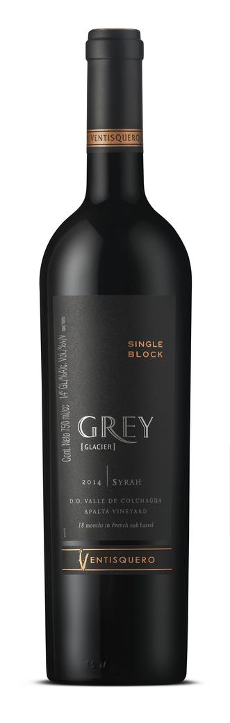 Vino Ventisquero Grey Syrah 750cc